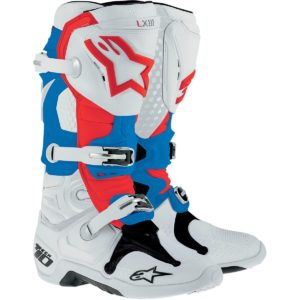 Alpinestars- Motocross Stiefel bunt