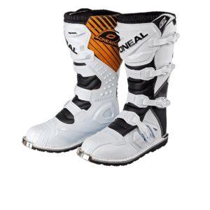 O´Neal- Motocross Stiefel weiß